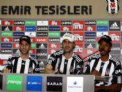 Beşiktaş'ta Portekizliler İmzaladı