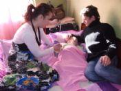 Böbrek Kanseri Sudenaz Yardım Bekliyor