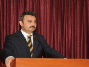 Çorum Belediye Başkanı Külcü'ye Yargı Yolu