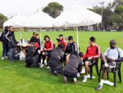 Gaziantepspor'da Futbolcular Laktat Testinden Geçti