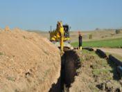Güneykent'in Kanalizasyon Sorunu Bitti