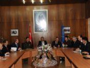 Kütahya Valisi, Daire Müdürleriyle Tanışma Toplantısı Düzenledi