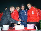 Medıcalpark Antalyaspor'da Doğumgünü Kutlaması