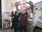 Polis, Jetonlu Kumar Makinelerini Topladı