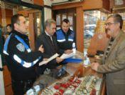 Polisten Kuyumculara Soyguncu Uyarısı