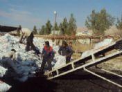 Silvan'da Kömür Dağıtımı Başladı