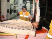 13 Yaşındaki Çocuk Hava Almak İsterken Balkondan Düştü