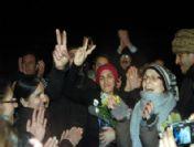 13 Yıldır Tutuklu Yargılanan Ve Terör Örgütü Mlkp Yönetici Olduğu İleri Sürülen Kadın Mahkum Serbest Bırakıldı