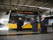 Adanalı Otobüsler Adana Yollarında