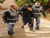 Antalya'da Galerici Cinayeti