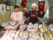 Balık Satışları Arttı