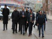 Başkan Yardımcısı İzol, Devteşti Mahallesi'ni Gezdi