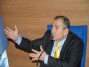 Bolu Belediye Başkanı'ndan Hodri Meydan
