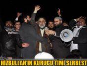 Cemal Tutar ve Edip Gümüş serbest bırakıldı