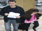 Cüzdan Hırsızlığı Şüphelisi Küçük Kız Yakalandı