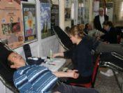 Gençlik Ve Spor İl Müdürlüğü Personelinden Kızılay'a Kan Bağışı