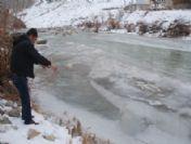 Hakkari'de Dondurucu Soğuklar