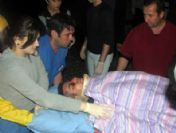 Hasta Taşıyan Ambulans Kaza Yaptı: 1 Ölü, 5 Yaralı