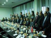 Kahramanmaraş Ticaret Ve Sanayi Odası'nın Öncülüğünde 88 Sivil Toplum Örgütü Kentteki Birlikteliği Sergileyen Ortak Basın Bildirisi Yayınladı