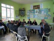 Milletvekili Kuşku Ve Başkan Kuzu'dan Köylere Destek Gezisi