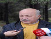 Sadri Şener, Trabzonspor'un Antalya Kampını Ziyaret Etti