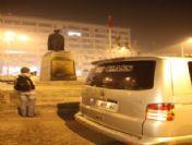 Siirt'te Bir Kişi Kendini Yaktı