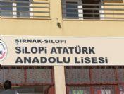 Silopi Atatürk Anadolu Lisesine Kamera Sistemi Yerleştirildi