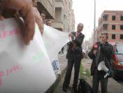 Torba Yasaya 'Torbalı' Protesto