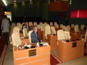 Uşak İl Genel Meclisinde Gergin Oturum