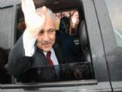Vali Güvençer Sinop'tan Ayrıldı