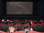 Vizyon Filmleri Belediye Cep Sinemasında