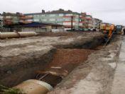 Adasu'dan Serdivan'a 6,5 Km'lik Yağmursuyu Hattı