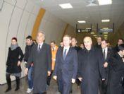 Adnan Polat Ve Göksel Gümüşdağ Seyrantepe Metrosunu Gezdi