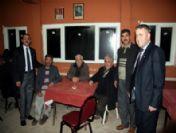 Bbp Eskişehir İl Yönetimi Günyüzü İlçesini Ziyaret Etti