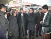 Belediye Arsası Üzerinde Bunan Esnafa Son Uyarı