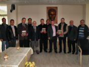 Belediye-iş Sendikası Aydın Şubesi 2011'in İlk Toplantısını Söke'de Yaptı