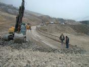 Darende'de 10 Ton Dinamit Patlatıldı