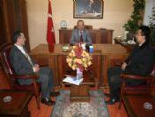 Devrek Türk Eğitim-sen'den Kurumlara Ziyaret