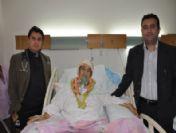 Dü Araştırma Ve Uygulama Hastanesi'nde Venekava Filtresi Ameliyatı Yapıldı