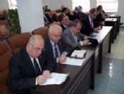 Ereğli Belediyesi 2011 Yılının İlk Meclis Toplantısı Gerçekleşti