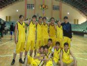 Fen Lisesi Basketbol'da Kilis Birincisi Oldu