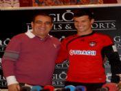 Gaziantepspor, Brezilyalı Wagner İle Sözleşme İmzaladı