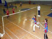 Gazipaşa'da Badminton'un Şampiyonları Belirlendi