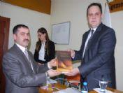 Giresun Belediyesi 2011 Yılı İlk Meclis Toplantısı'nı Yaptı