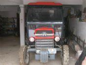 Karabük'ün Köyündeki Traktöre Ankara'da Ceza Kesildi