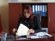 Kars'ta İlk Defa Bir Kadın Belediye Başkan Yardımcılığı Makamına Oturdu