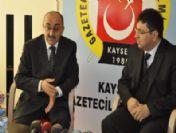 'Kayseri 4 Üniversitesiyle 4. Şehir Oldu'