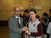 Liselerarası Basketbol İl Birinciliği Maçları Sona Erdi
