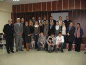 Mersin Barosu Çocuk Hakları Komisyonu'ndan Çocuk Cezaevine Ziyaret