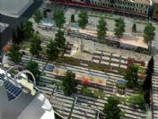Meydan Parkı Projesi'ne Kazma Vuruluyor